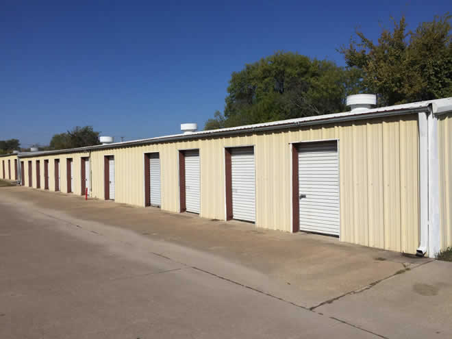 Self Storage Glenn Heights TX